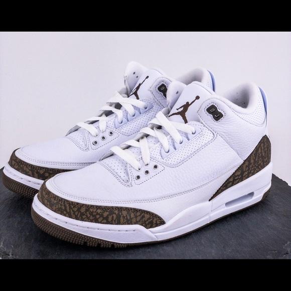 the best attitude 15a3f aa8c9 Nike Air Jordan Retro III 3's mens Size 10.5 NWT